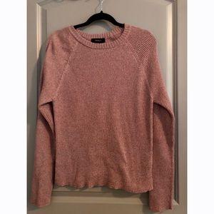 Blush Scoop Neck Sweater Sz. 2X